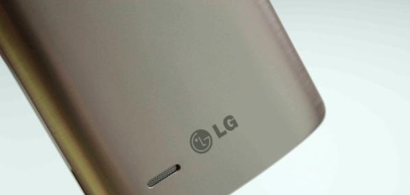 LG G3 Arka Gövde