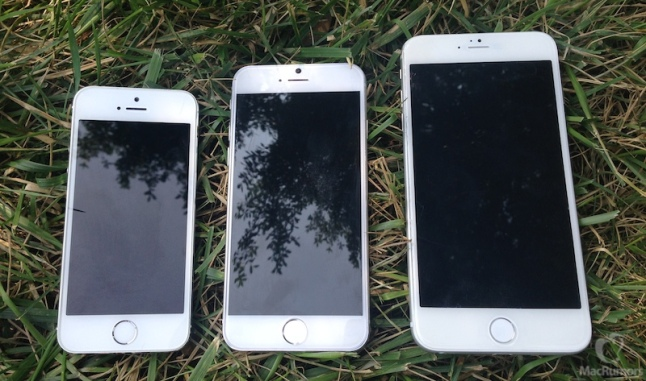 iPhone 5s, iPhone 6 ve iPhone Air
