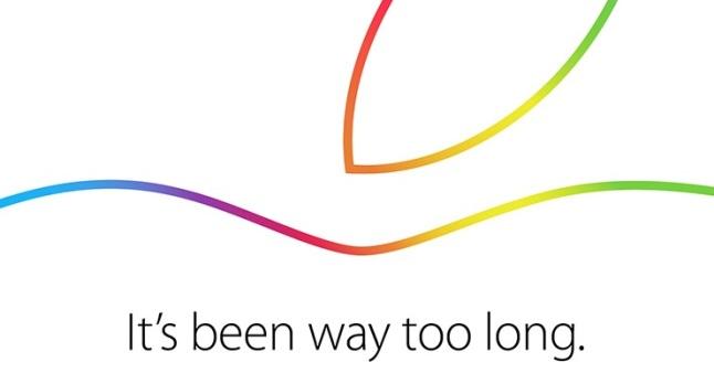 16 ekim apple etkinlik davetiye